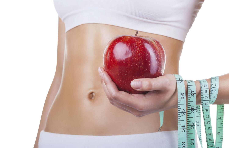 gezonder eten en afvallen schema