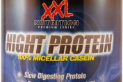 Night Protein XXL Nutrition review